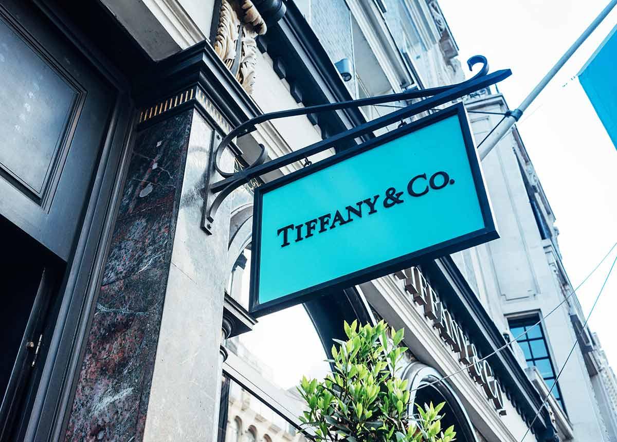 US-Juwelier Tiffany will noch hochwertiger werden. (Credit: Claudio Stocco / Shutterstock.com)