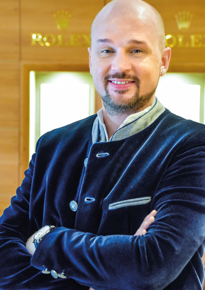 Juwelier Hilscher in München - Premium Juwelier