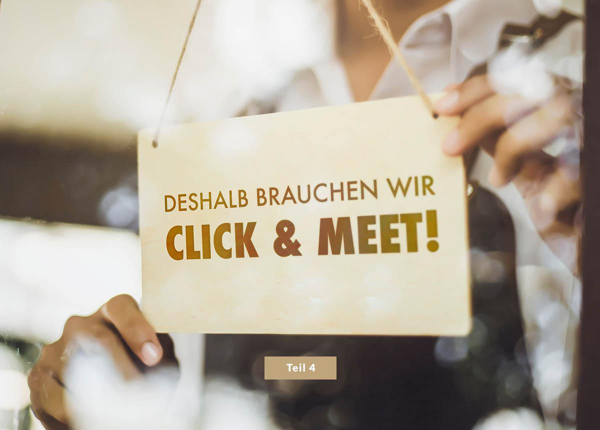 Damit der Juwelier in Click & Meet-Zeiten effektiv werben kann, hat Bernd Wolf seinen Werbekostenzuschuss ausgeweitet.