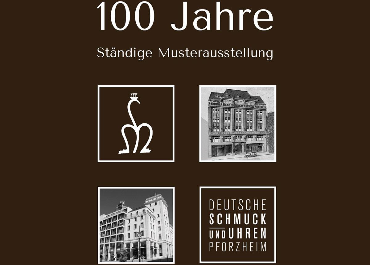 """Das Cover des Ausstellungskatalogs zur aktuellen Sonderschau: Die Ständige Musterausstellung 1921-2021 im Wandel der Zeit: """"Kontraste - gestern und heute""""."""