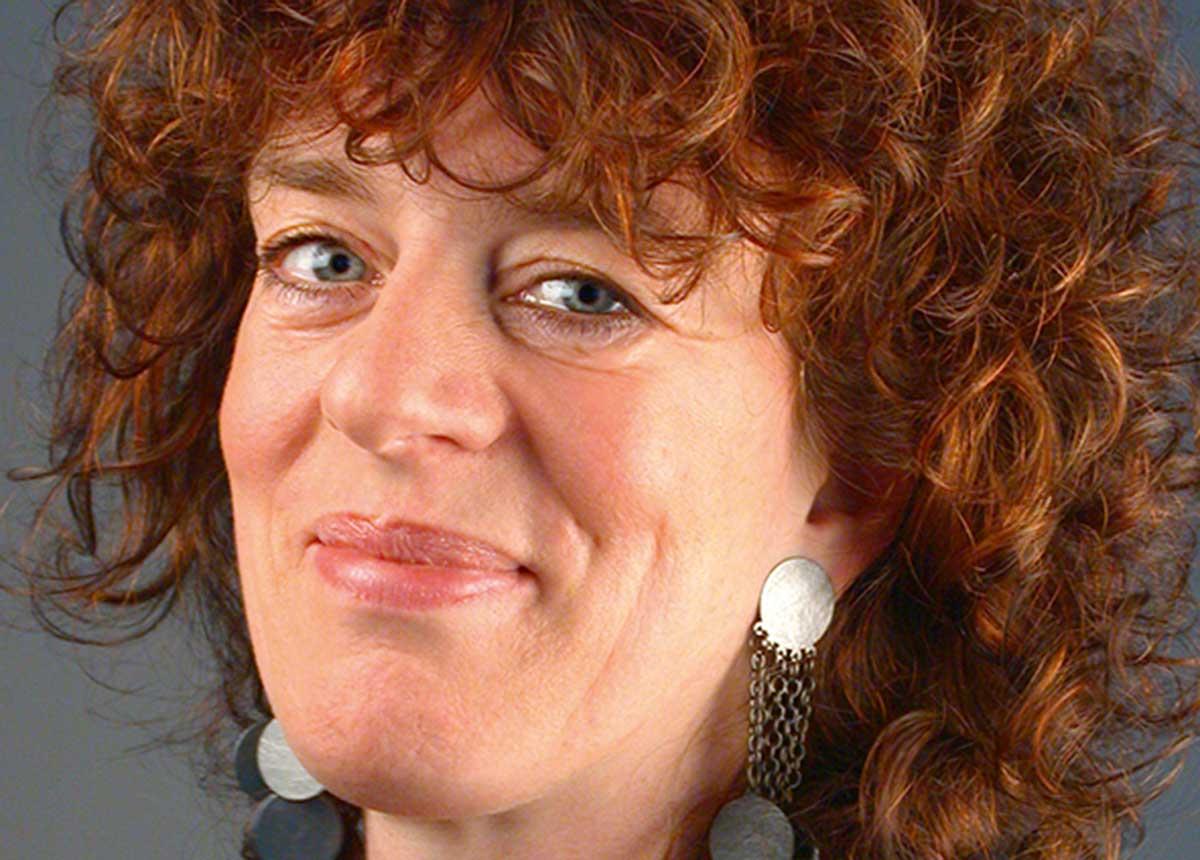 Petra Meiren leitet jetzt die Marke ERNST STEIN.