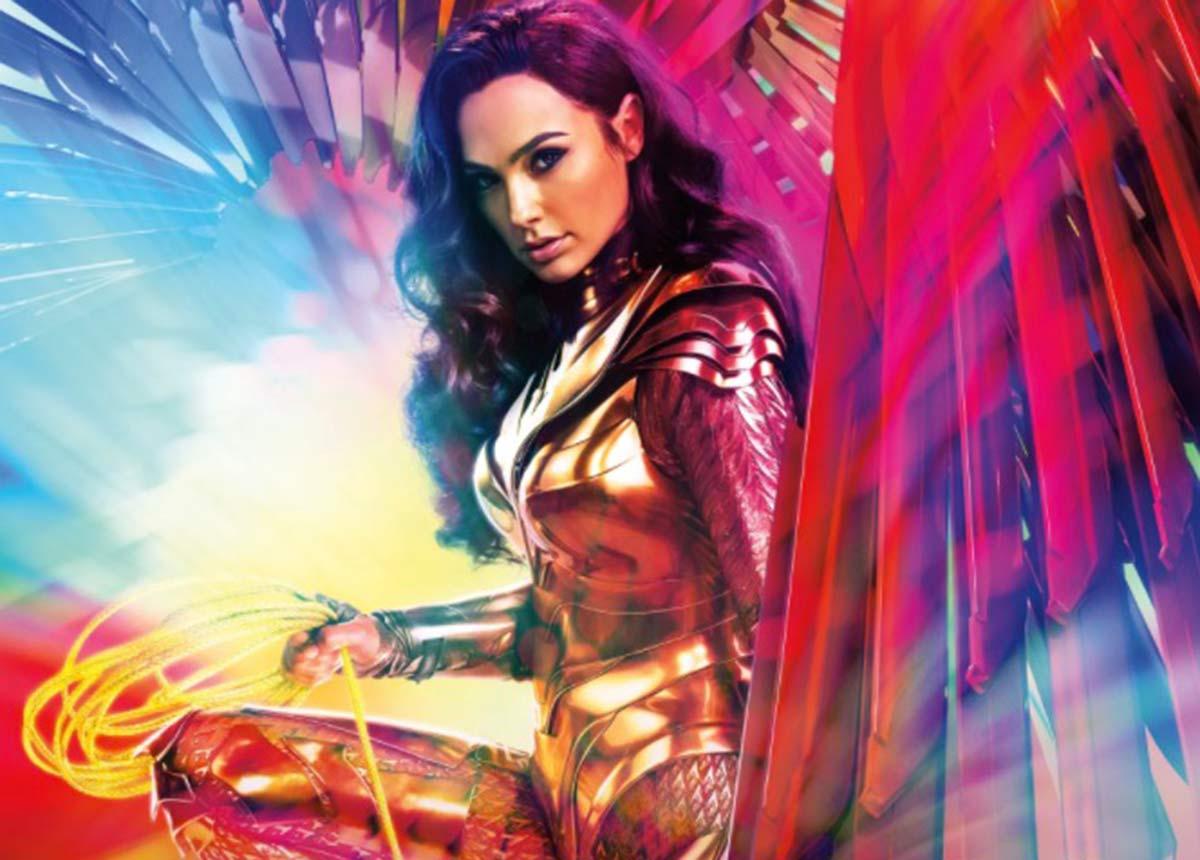 Wonder Woman Gal Gadot. (© Courtesy of Tiffany)