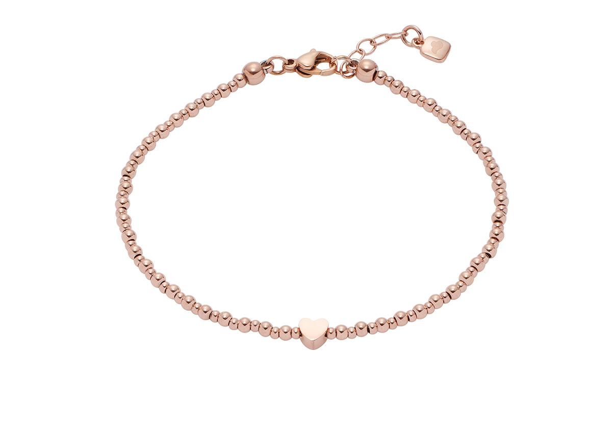 Das Armband mit Herz ist für 29,95 Euro VK erhältlich.
