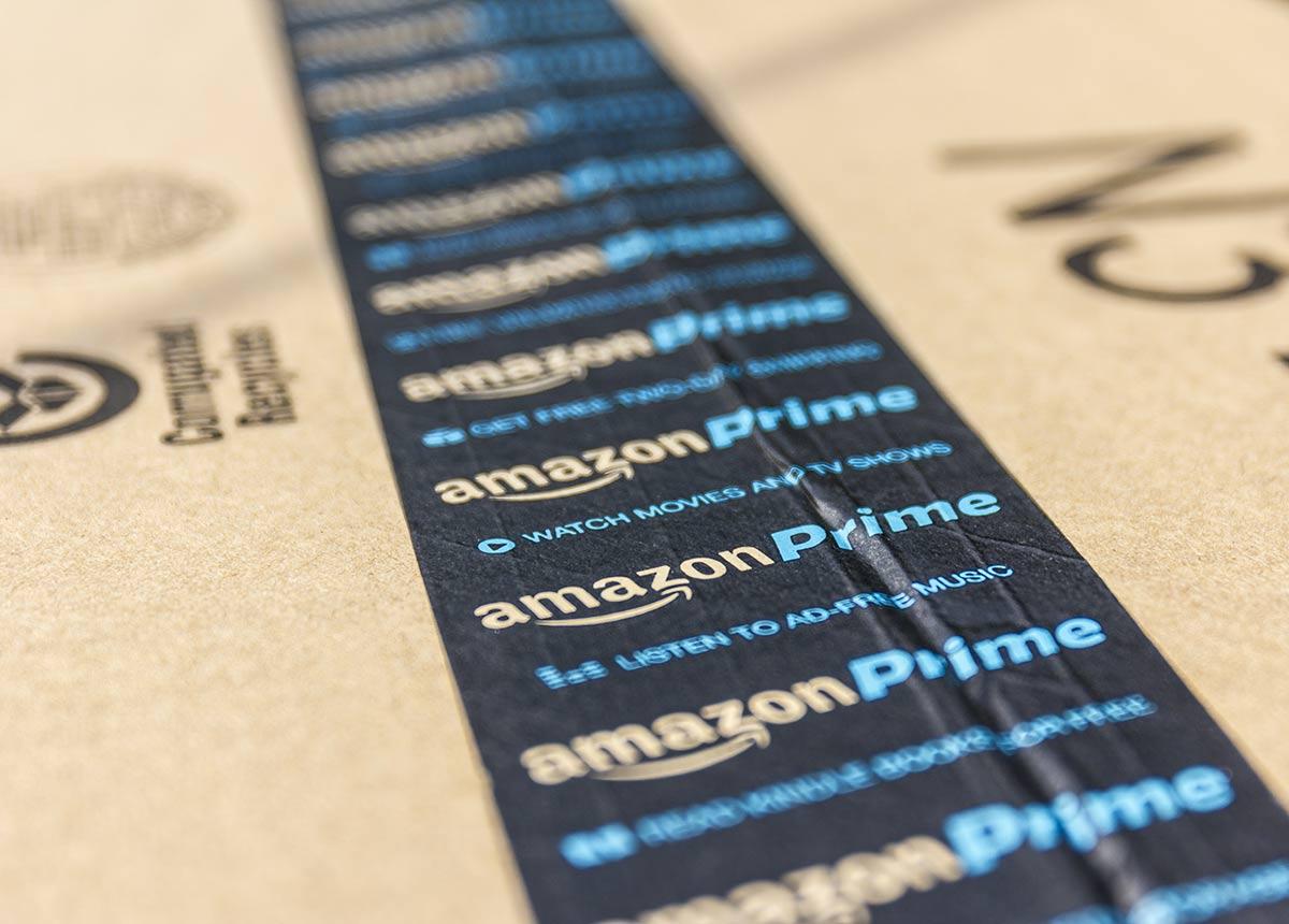 Amazon mit mehr als 200 Millionen Prime-Kunden. (Credit: Jonathan Weiss / Shutterstock.com)