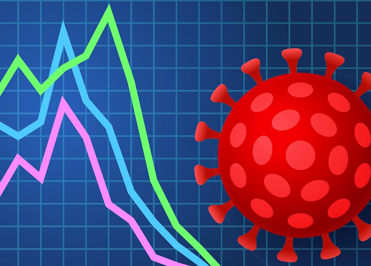 In Städten wirkt sich die Pandemie wirtschaftlich am stärksten aus. (Credit: Elena Abrazhevich / Shutterstock.com)