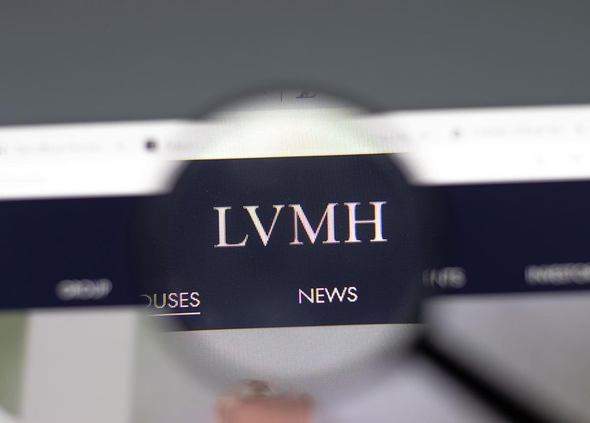 Luxus von LVMH läuft – auch in der Corona-Pandemie. (Credit: Postmodern Studio / Shutterstock.com)