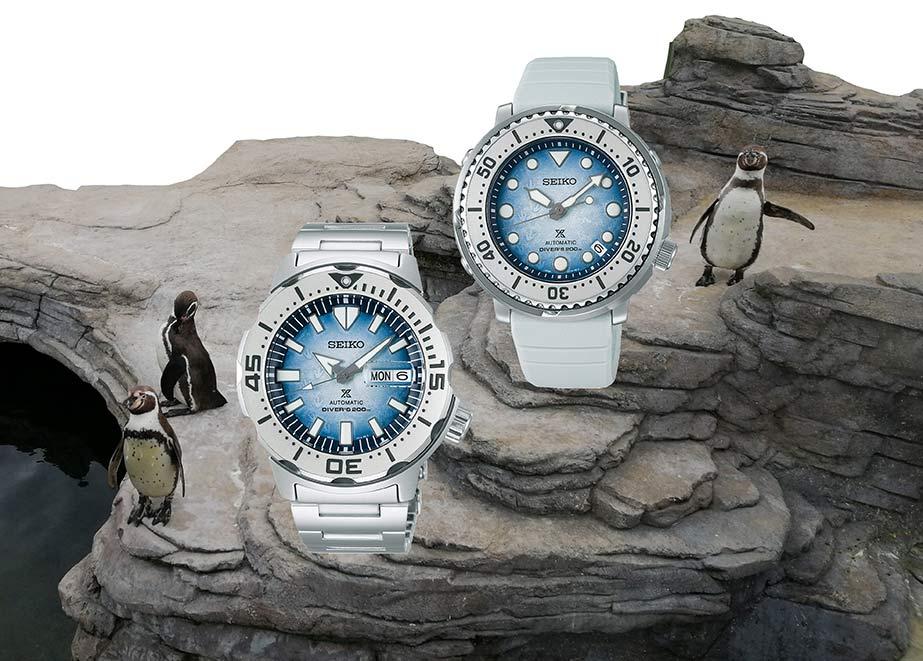 Seiko Prospex begrüßt neue Modelle in der Save the Ocean Serie.