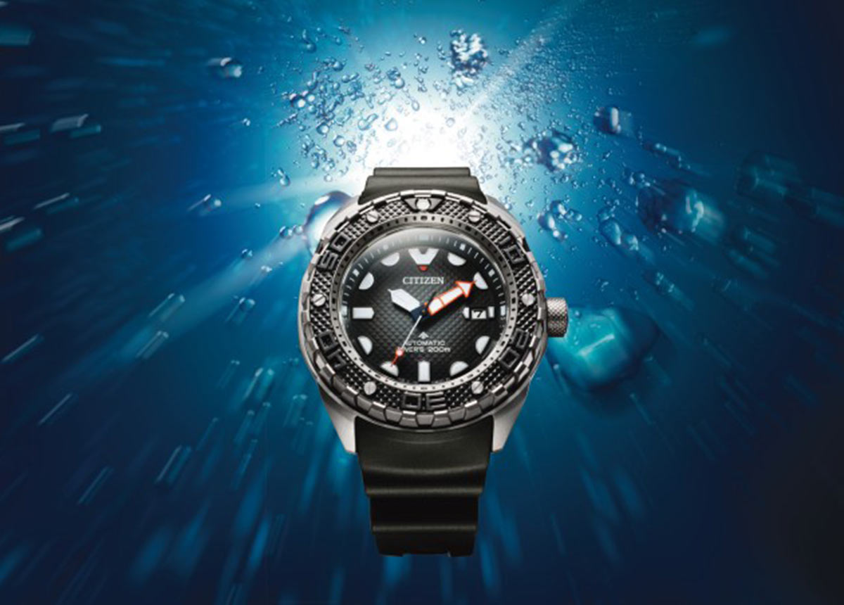 PROMASTER Mechanical Diver 200m - Mit neuem antimagnetischem Kaliber 9051.