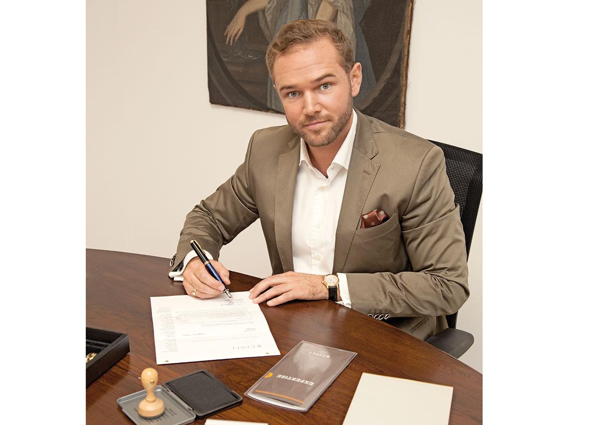 Das Auktionshaus Eppli zählt in Deutschland zu den Vorreitern in Sachen Online-Auktionen.