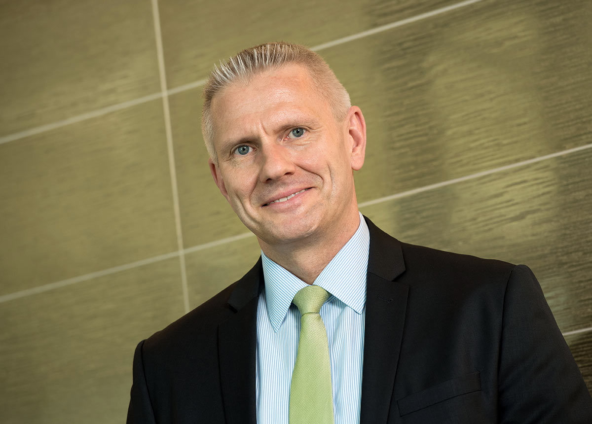 Marc Springstein (46), der neue Chef der BEDRA.