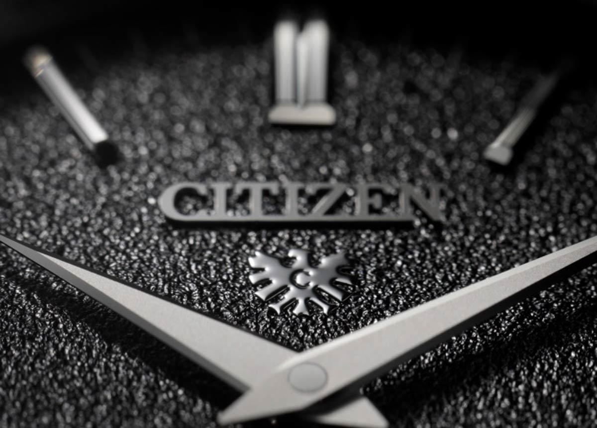 Das Cal. 0200 ist das erste neue mechanische Uhrwerk von CITIZEN seit elf Jahren.