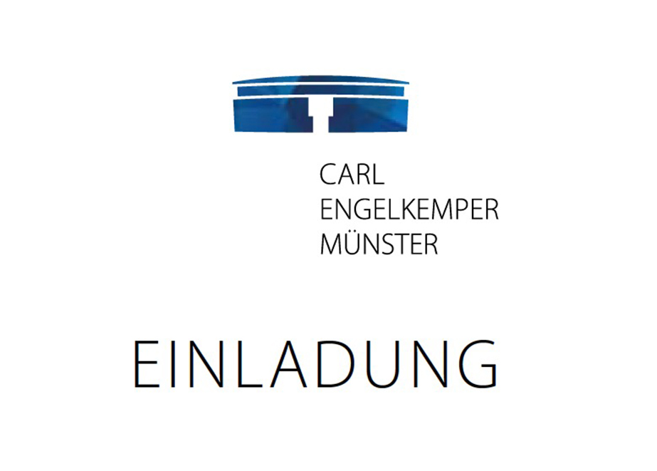 Anmelden und Termin vormerken! Die Einkaufstage bei Carl Engelkemper Münster finden vom 18. bis 21. Juni 2021 statt.