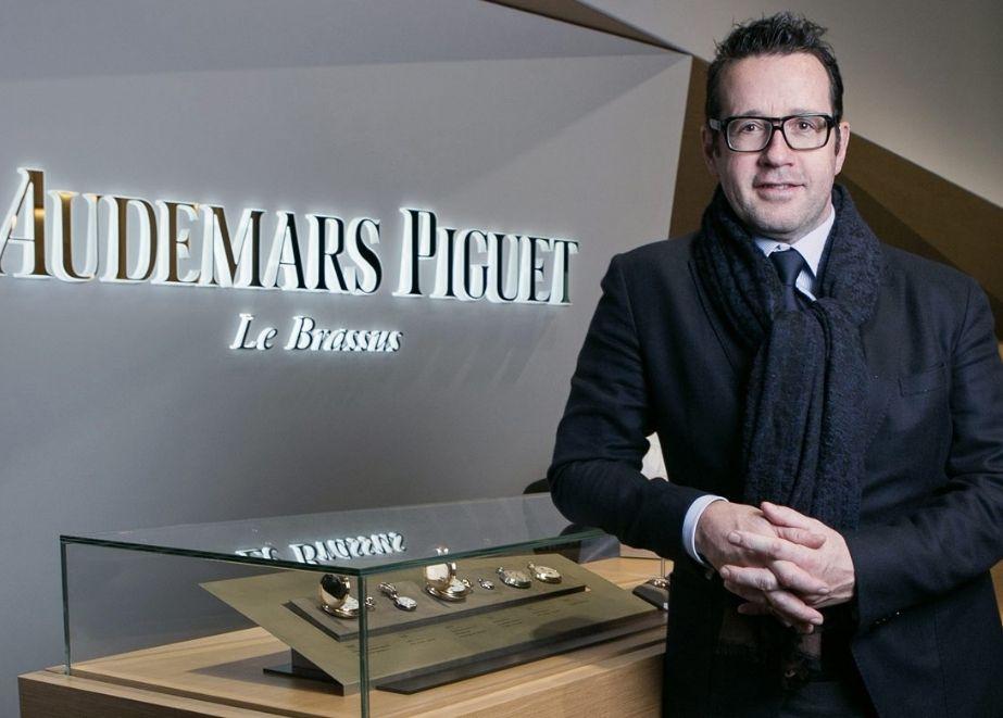 """""""Wenn Fachhändler nicht extrem gut sind, in dem was sie tun, dann werden die Marken übernehmen"""", prognostiziert François-Henry Bennahmias, CEO von Audemars Piguet. Bild: http://en.worldtempus.com/"""