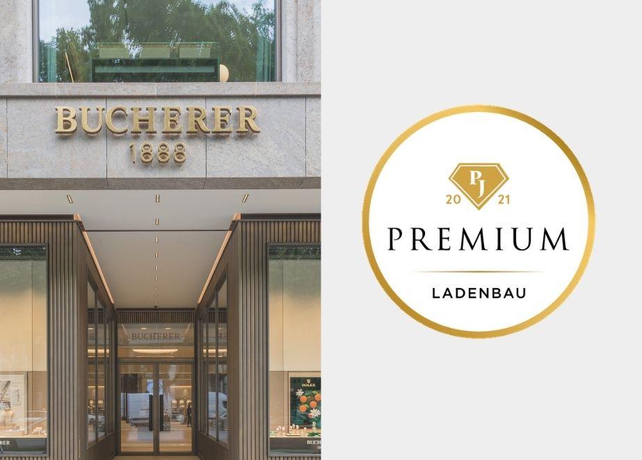 """Blocher Partners – der Store-Entwickler vonJuwelier Bucherer: """"Es geht ums Einkaufserlebnis. Um nichts anderes."""""""