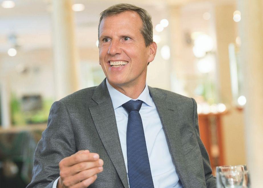 Hat eine echte Innovation der Schmuckbranche vorgelegt: Christoph Wellendorff.