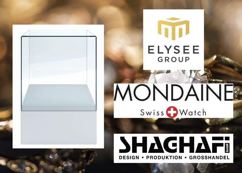 Mondaine, Shaghafi, Elysee Group: diese Brands sind bereit für eine fachhandelstreue Partnerschaft.
