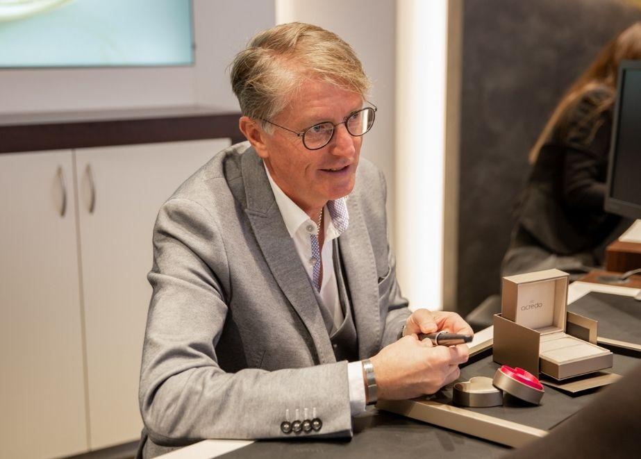 """Rainer Merath: """"Warum sollte ich mein Vertrauen durch einen unpünktlichen Lieferanten aufs Spiel setzen?"""""""