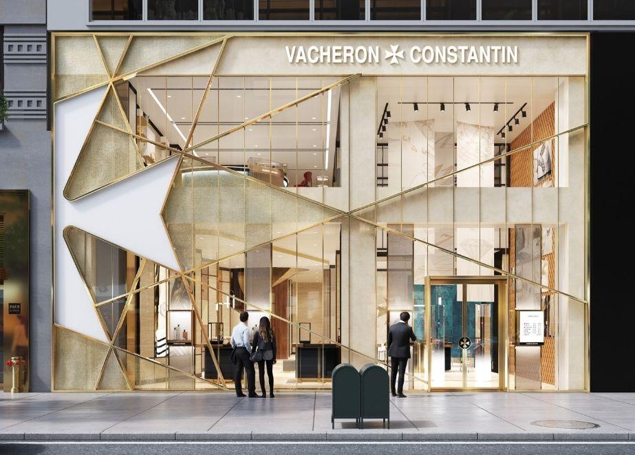 Die Flagship Boutique von Vacheron Constantin befindet sich in der 28 East 57th Street (zwischen Madison & Park) in New York City.