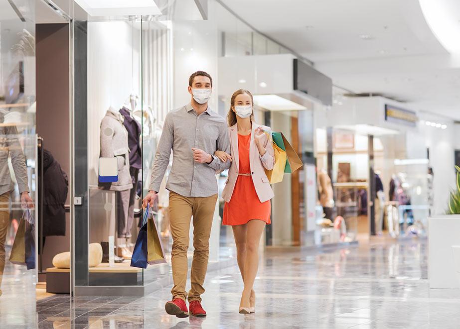 Die Stimmung der Verbraucher steigt wieder. (Credit: Syda Productions / Shutterstock.com)