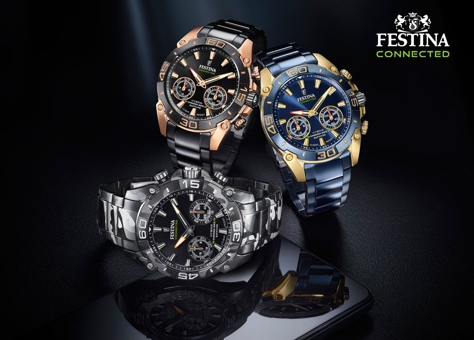 Festina Connected Chrono Bike Special Editions 2021