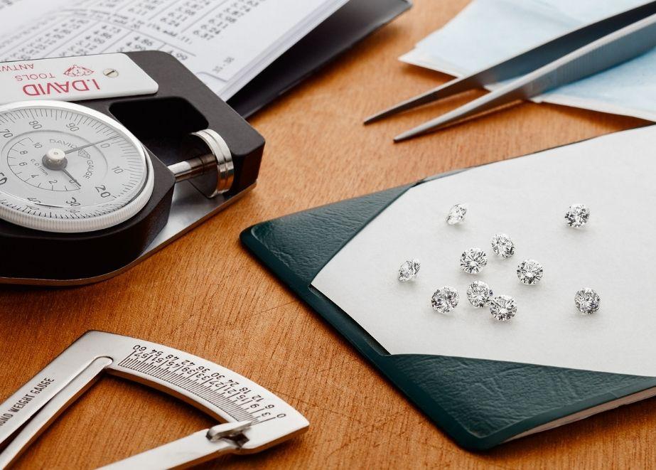 Haben im Labor gezüchtete Diamanten einen Platz am Markt?