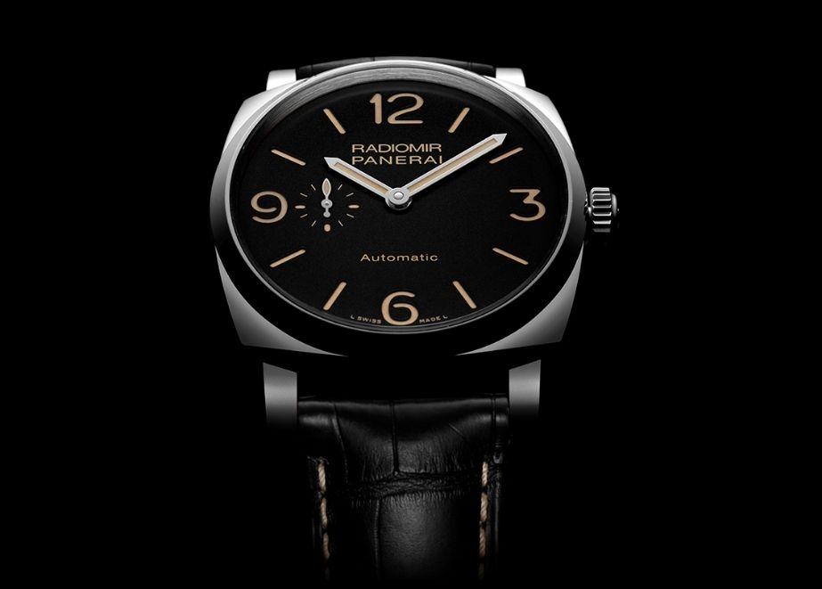 Mit der Radiomir Eilean kombiniert Panerai den Uhrenklassiker Radiomir mit den Stil-Elementen der im Jahr 1936 entworfenen Segelyacht Eilean.
