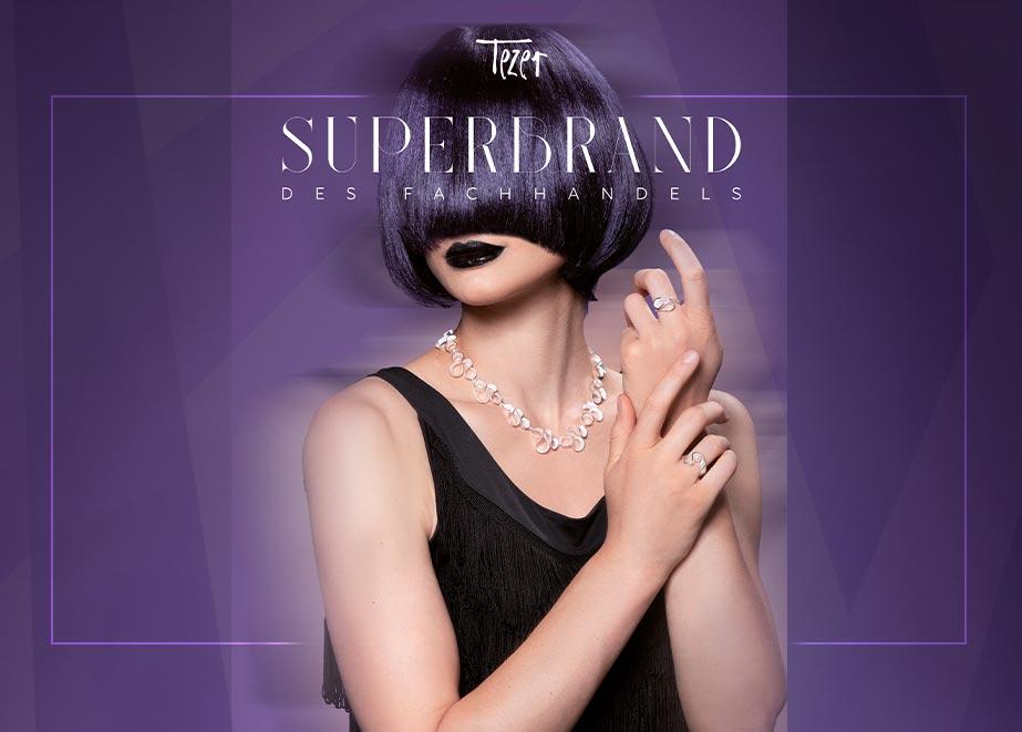 Tezer-Schmuckkollektionen aus Sterling-Silber sind keine saisonale Trendprodukte sondern sollen zu persönlichen Klassikern werden.