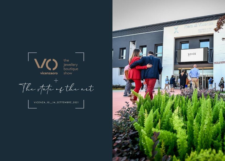 VicenzaOro: Wer das Ausstellungs-Areal betreten möchte braucht einen grünen Pass.