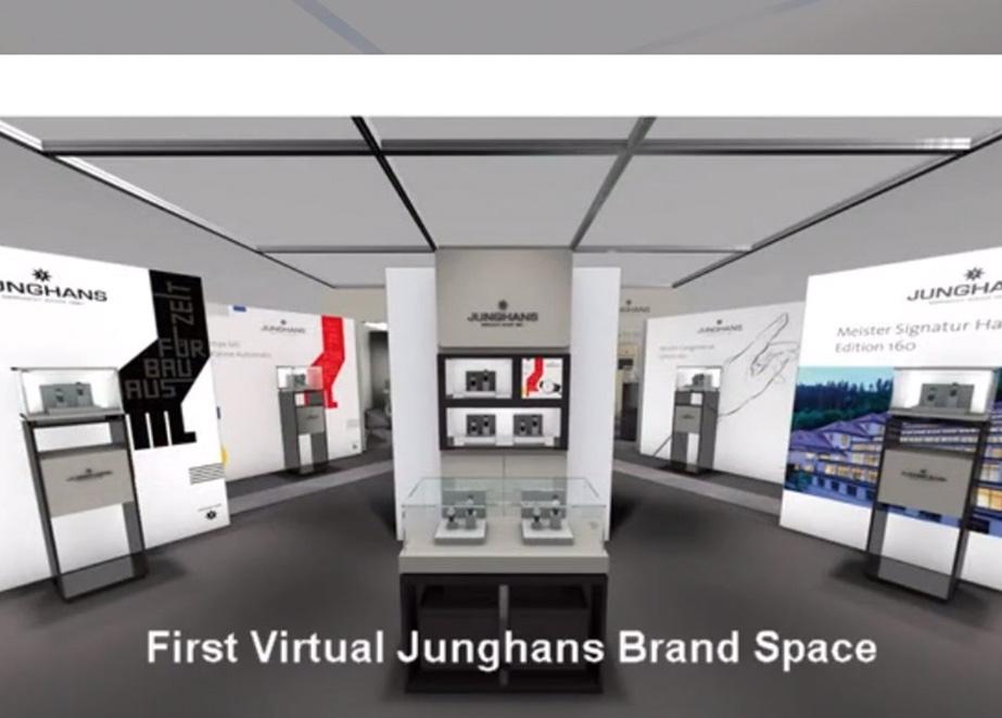 Kommt Ihnen bekannt vor? Die Inhorgenta 2020, digital remastered von Junghans. Der Uhrenhersteller hatte zu einer Online-Messe geladen, einschließlich Order.