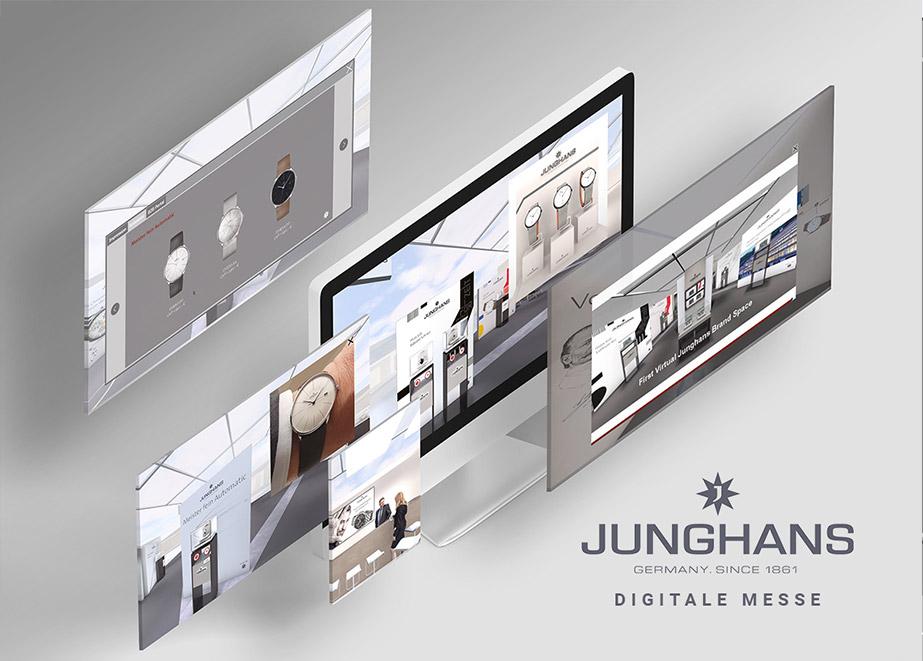 Junghans geht neue Wege und hat seine Juweliere auf eine digitale Inhorgenta eingeladen.