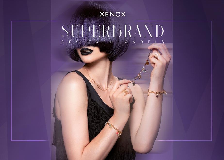 Xenox sorgt für Frequenz mit vielfältigen Anhängern und Fachhandelstreue.