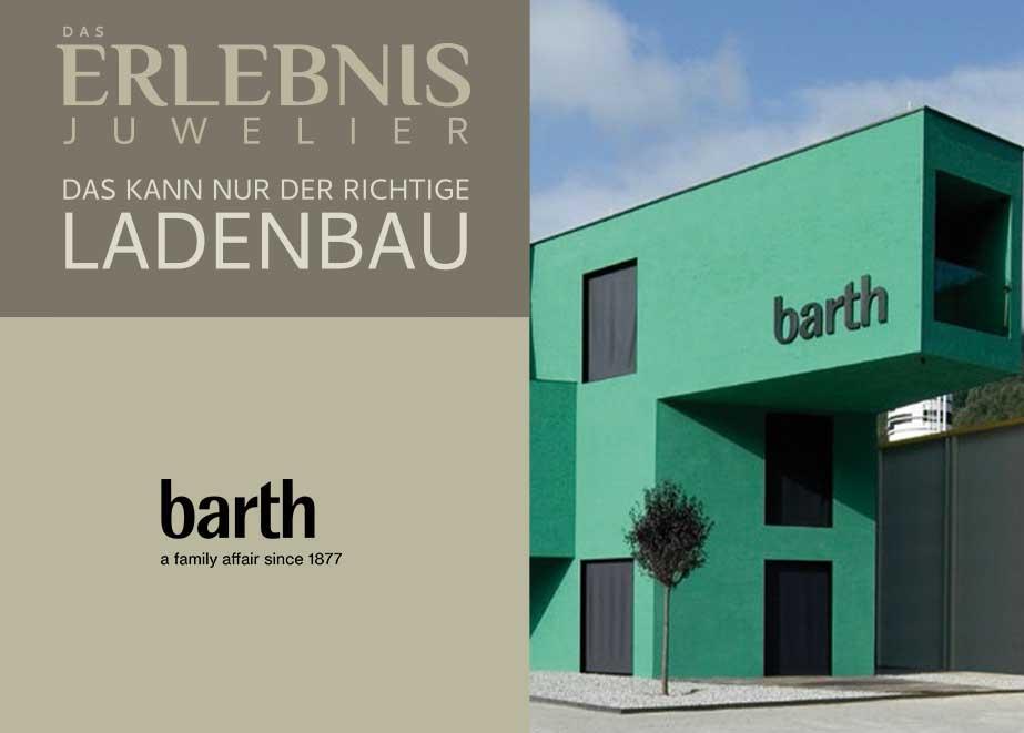 Von Südtirol in mehr als 50 Länder hinaus: Bei barth Innenausbau arbeiten rund 90 Mitarbeiter vor allem für Juwelier- und Boutiquen-Projekte der Extraklasse.