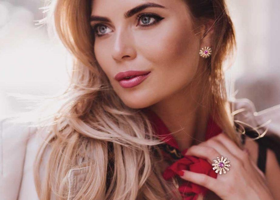 Damiani: Zu den beliebtesten Designs zählen die floralen Margherita-Kreationen.
