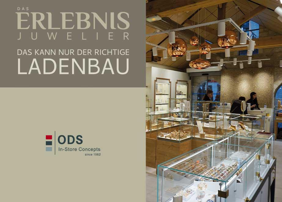 Juwelier und Concept Store in einem: Die zweite von ODS umgebaute Filiale von Victoria Magdalena, sie ist in Paris.