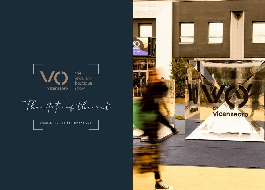 Die September-Ausgabe der VicenzaOro ist ein internationales Referenzzentrum für die gesamte Schmuck- und Uhrenbranche.