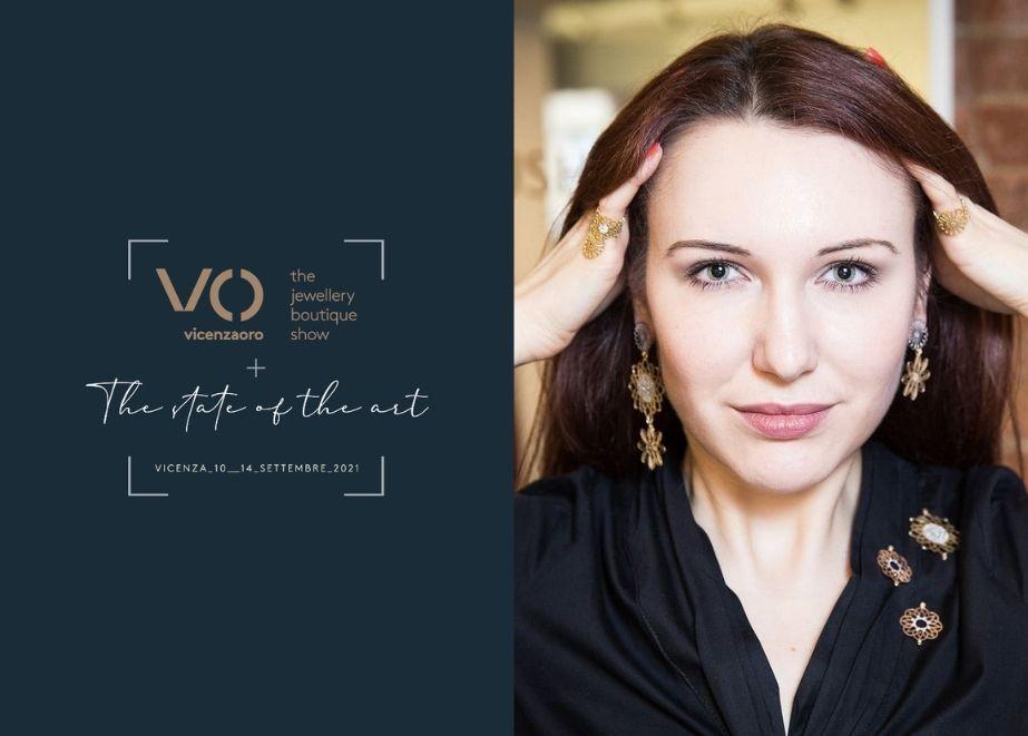 """VicenzaOro (10.-14. September) hat auch die Entwicklung des Schmuckmarktes im Fokus: """"The Jewellery Trendbook 2023+""""."""
