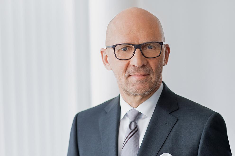 Messe-Chef Klaus Dittrich ortet reges Interesse an der INHORGENTA MUNICH 2022